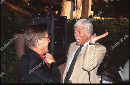 Jerry Van Dyke and Dick Van Dyke