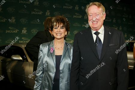 Tom Poston and Suzanne Pleshette