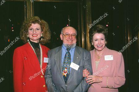 Arianna Huffington, Thomas Keneally & Mary Higgins Clark