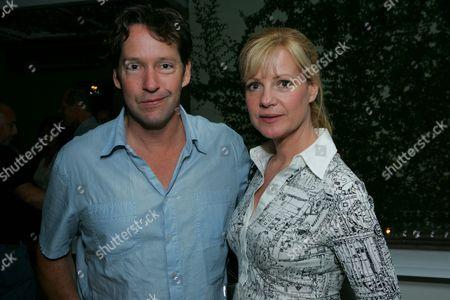 DB Sweeney and Bonnie Hunt
