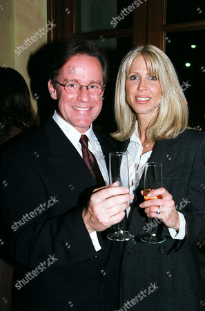 Phil Hartman and wife Bryn