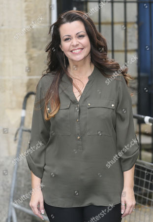 Editorial photo of Celebrities at the ITV studios, London, Britain - 21 Sep 2015