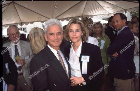 Bernie Sofronski and Susan Dey