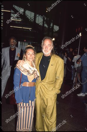 Howard Hesseman and wife Caroline Ducrocq