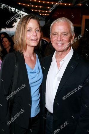 Stock Photo of Susan Dey and Bernard Sofronski