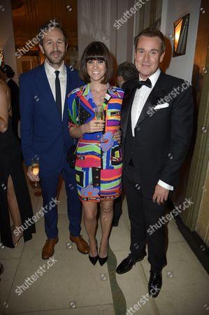 Chris O'Dowd, Dawn O'Porter and William Banks-Blaney