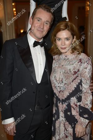 William Banks-Blaney and Anna Friel