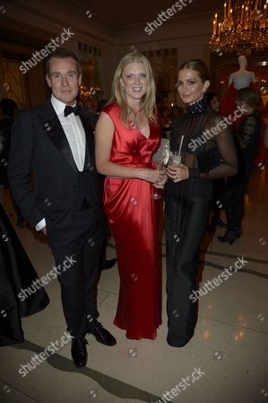 William Banks-Blaney, Lisa Gregg and Millie Mackintosh