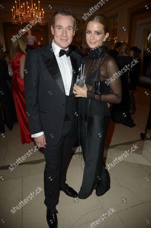 William Banks-Blaney and Millie Mackintosh