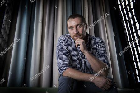Actor Ben Batt