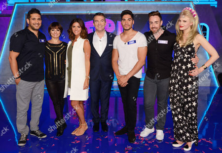 Editorial photo of 'Keep it in the Family' - Series 2 - Celebrity Couples, TV Programme. - 08 Aug 2015