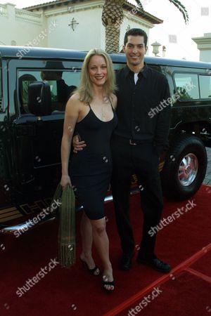 Teri Polo and Tony Moore