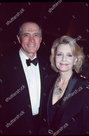 John Gavin and Constance Toivers
