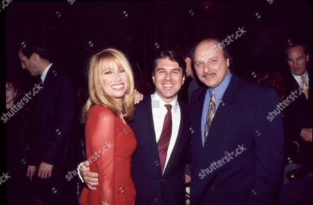 Suzanne Somers, Ted Harbert & Dennis Franz