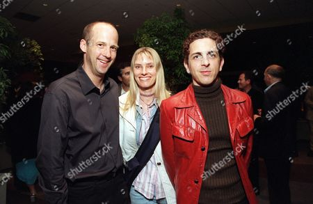 Anthony Edwards, Aimee Mann and Michael Penn