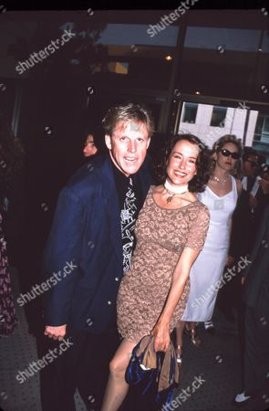 Gary Busey and Belinda Bauer