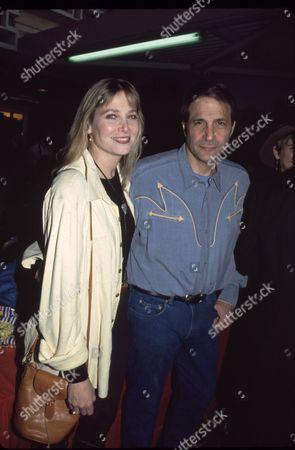 Deborah Raffin and Michael Viner