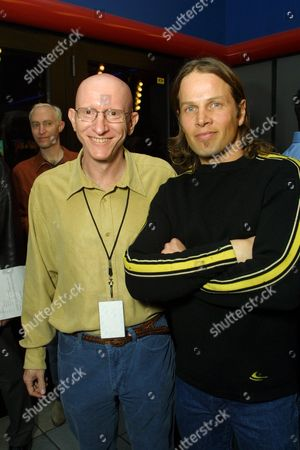Stock Image of  Jeff Lipsky and James Le Gros