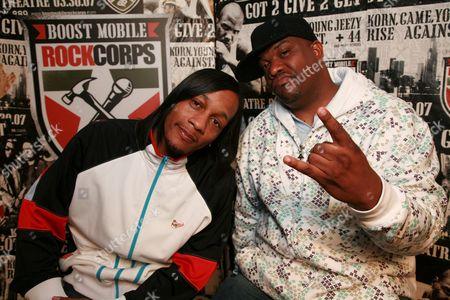 AMG and DJ Quik