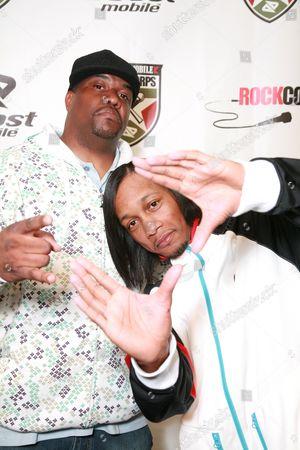 DJ Quik and AMG