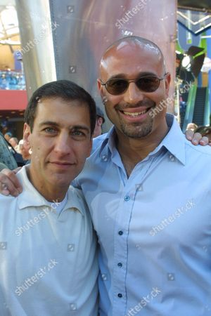 Mike Tollin and Producer Michael Goldman
