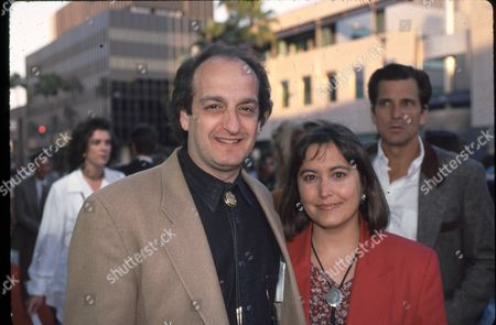David Paymer and wife Liz Georges