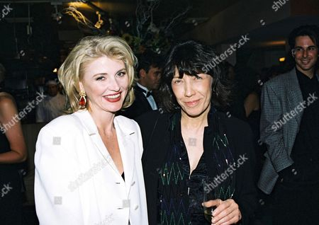 Beth Broderick and Lily Tomlin
