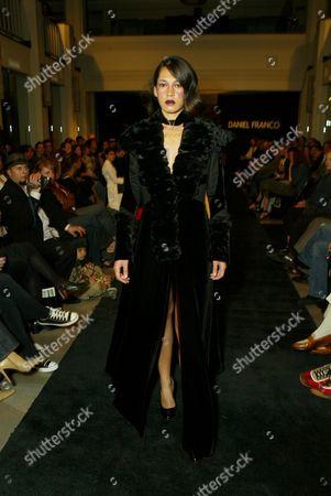 Editorial image of Daniel Franco Fashion Show