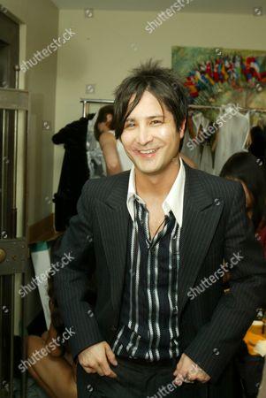 Editorial picture of Daniel Franco Fashion Show