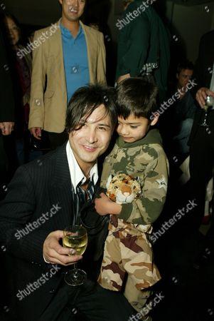 Editorial photo of Daniel Franco Fashion Show