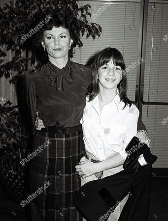 Stock Photo of Marsha Mason and Quinn Cummings
