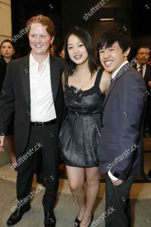 Christopher Carley, Ahney Her and Bee Vang