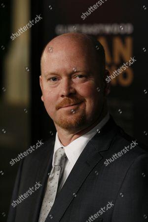 Screenwriter Nick Schenk--