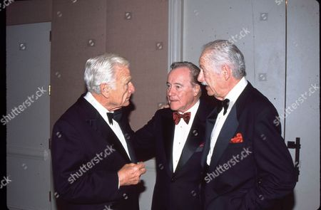 Eddie Albert, Jack Lemmon & Hal Kantor