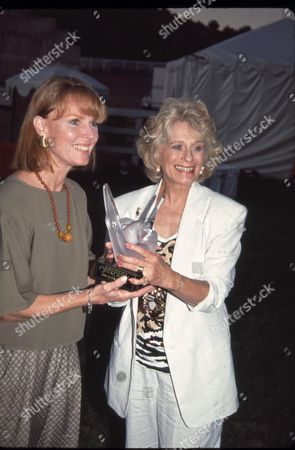Stock Image of Mariette Hartley and Gretchen Wyler