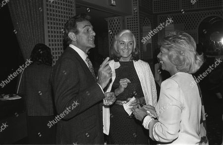 Mike Connors, Wife Mary Lou Wiley (Connors), Dinah Shore