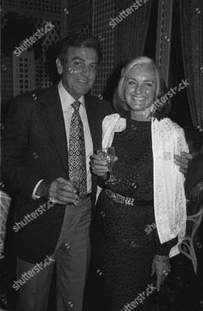 Mike Connors, wife Mary Lou Wiley