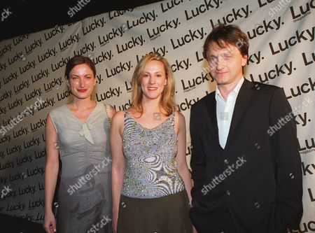Editorial image of Lucky Magazine Launch Party