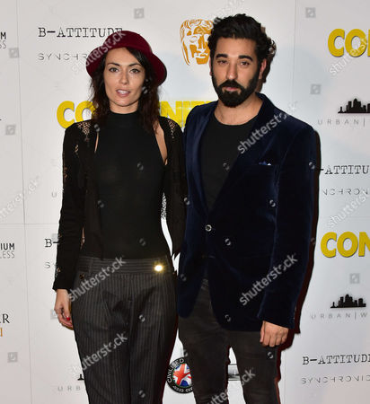 Editorial photo of 'Convenience' film premiere, London, Britain - 21 Sep 2015