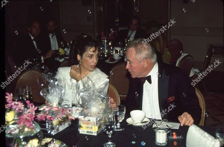 Talia Shire and Jack Lemmon