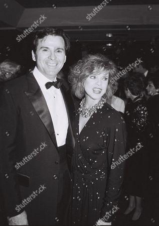 Stock Image of Stuart Damon & wife Deirdre Ann Damon