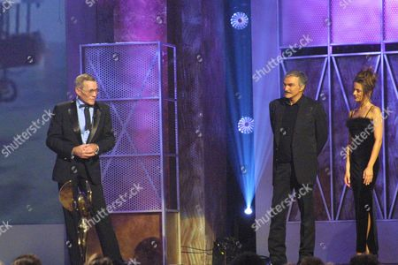 Hal Needham and Burt Reynolds