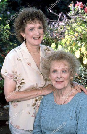Gloria Stuart and daughter