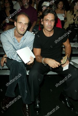 Editorial picture of Marc Jacobs show, Spring 2004 Mercedes Benz New York Fashion Week, USA - 15 Sep 2003