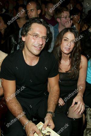 Stock Picture of Sante D'Orazio and Annabella Sciorra