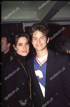 Chelsea Noble and Kirk Cameron