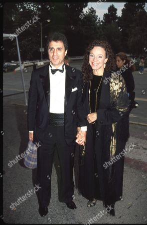 Tony Cacciotti and Valerie Harper