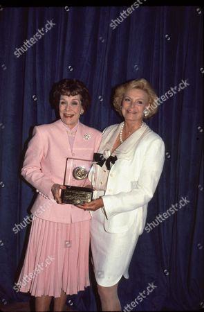 Jane Wyman, Barbara Sinatra