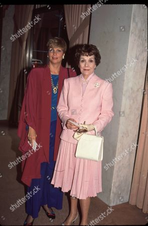 Maureen Reagan, Jane Wyman