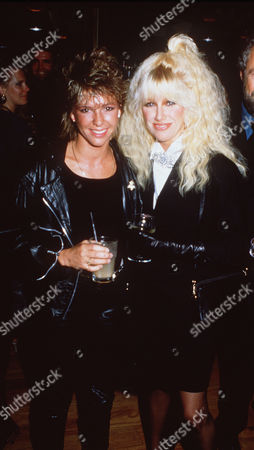 Kristy McNichol and Suzanne Somers